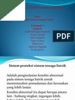 Slide Proteksi Sistem Tenaga (Kel. 1 TDdGI)