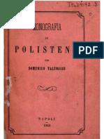 D. Valensise, Monografia di Polistena, 1863