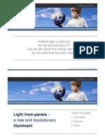 acrylamp - Presentation