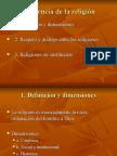 Javier Abad Gómez - Filosofía de la Religión 2a Lección