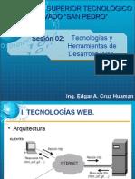 Sesion n2 Tecnologias y Herramientas de Desarrollo Web