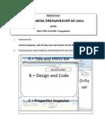 Penuntun Macromedia Dreamweaver 2004 MX