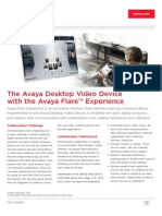 Avaya Flare Overview