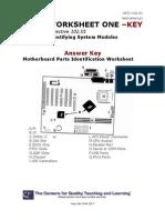 Motherboard (Key)
