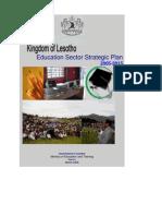 Lesotho Education Sector Strategic Plan