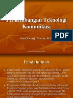 Teknologi Dan Komunikasi