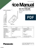 KX-TC1709LBB