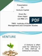 Venture Capital (10MBA17)