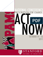 2011 National APAMSA Conference Program