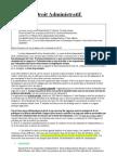 Droit Administratif Introduction