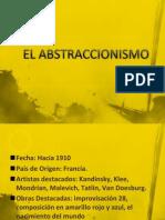 EL ABSTRACCIONISMO