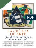 La critica de Arte - Giulio Carlo Argan