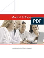 Charisma Medical Software_detailed description