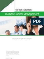Success Stories Charisma HCM