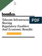 Telecom Infrastructure Sharing
