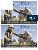 Bulletin insert — Agriculture (double-sided)