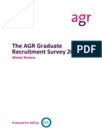 AGR 2010 Winter Survey Report