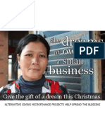 PowerPoint — Microfinance