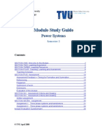 Power Systems MSG