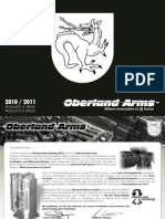 Oberland Arms 2010-11 Catalog