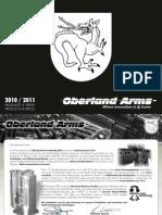 Oberland Arms 2010-11 Catalog
