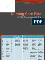 Nursing Care Plan ER