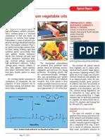 PU Chemical Weekly