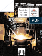 Electric Arc and Ladle Furnaces