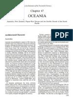 Part 7-The Architecture of the Twentieth Century - 9-Oceania