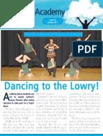 Academy Newsletter October 2011
