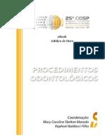 Capa - eBook Jubileu APCD 2007