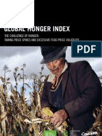 Global Hunger Index 2011