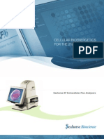 Seahorse XF Extra Cellular Flux Analyzers