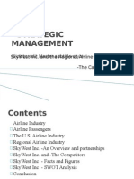 Strategic Management Case Study
