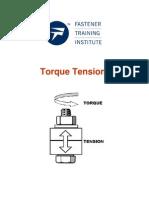 FTI JG PP Presentation Torque Tension 090419