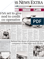 FSA set to give nod to credit co-operative