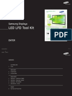 1959 Samsung LED LFD Toolkit
