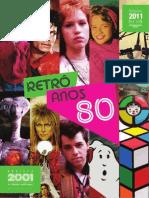 Revista 2001 Video  - Outubro 2011