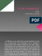 POLITICA AMBIENTAL