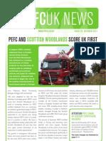 PEFC UK Newsletter - October 2011