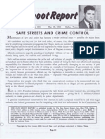 Dan Smoot Report - Safe Streets and Crime Control