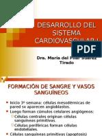 8[1]. DESARROLLO DEL SISTEMA CARDIOVASCULAR I