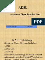 Slides of Unit-2 ADSLand X.25