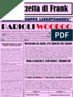 La Gazzetta Di Frank - SPECIALE COPPA