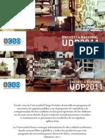 Encuesta UDP 2011