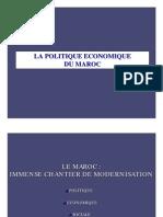 Les Perspectives de Developpement de l Economie Marocaine
