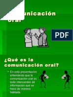 Comunicación oral para 7°