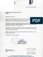 ANFUCULTURA Solicita que Auditorio del CNCA se llame Galia Díaz y Romina Irarrazabal