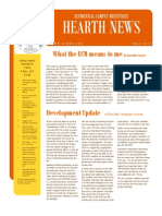 ECM Newsletter Fall 2011