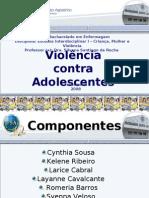SEMINÁRIO DE VIOLÊNCIA CONTRA O ADOLESCENTE